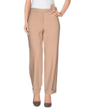Повседневные брюки MAURO GRIFONI. Цвет: бежевый