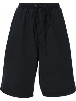 Классические шорты-бермуды 321. Цвет: чёрный