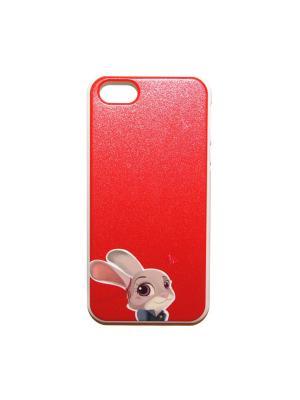 Чехол для Iphone 5/ 5S Lola. Цвет: красный