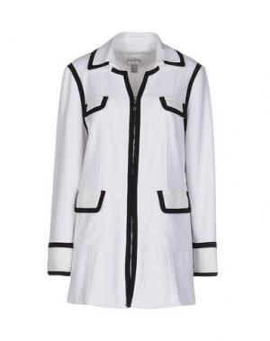 Легкое пальто JOSEPH RIBKOFF. Цвет: белый