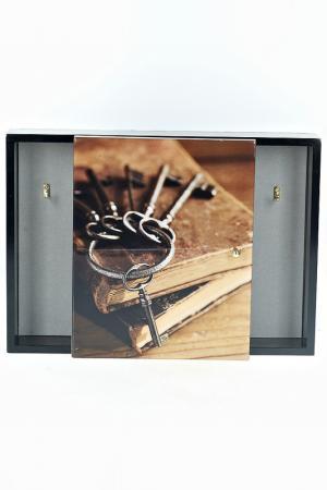 Ключница декоративная Arthouse. Цвет: мульти