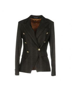 Пиджак NORA BARTH. Цвет: стальной серый