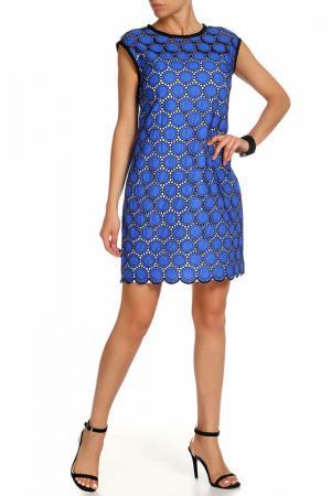 Платье Beatrice. B. Цвет: синий