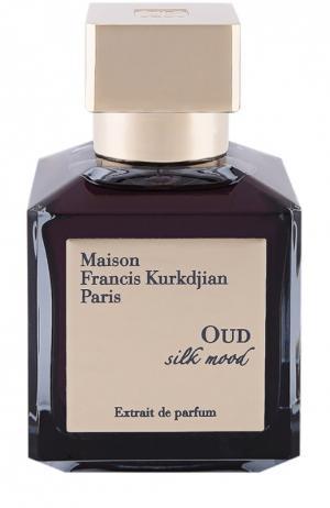Парфюмерная вода Oud Silk Mood Maison Francis Kurkdjian. Цвет: бесцветный