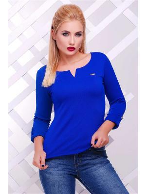 Кофточка Fashion Up. Цвет: синий