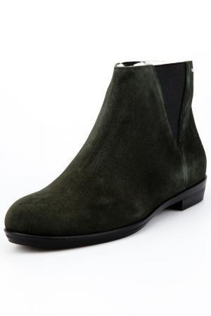Ботинки Norma J. Baker. Цвет: черный