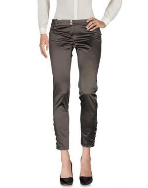 Повседневные брюки ELISABETTA FRANCHI for CELYN b.. Цвет: свинцово-серый