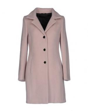 Пальто CARLA G.. Цвет: розовый