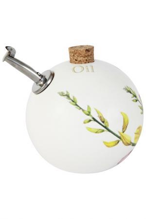 Бутылка для масла Фреско Ceramiche Viva. Цвет: мультиколор