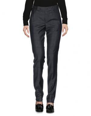 Повседневные брюки STRENESSE. Цвет: серый