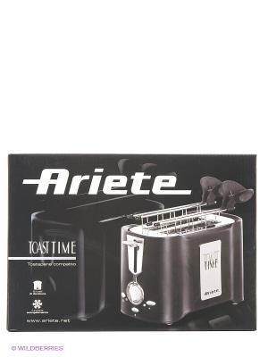 Тостер Ariete 124/1 TOASTY 500 Вт. Цвет: черный