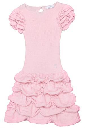 Платье Pinco Pallino. Цвет: розовый
