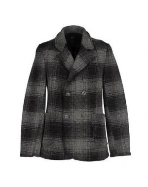 Пиджак WOOL & CO. Цвет: серый