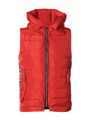 Жилет Classic Fashion. Цвет: красный