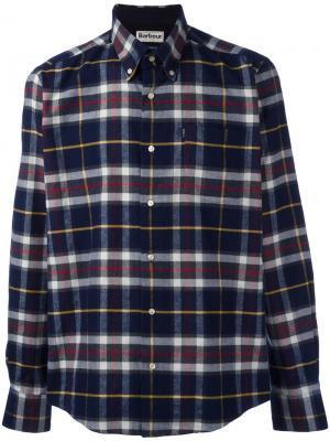 Рубашка Castlebay Barbour. Цвет: синий