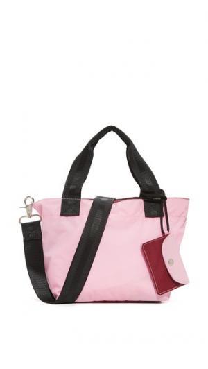 Маленькая объемная сумка с короткими ручками Bag Studio