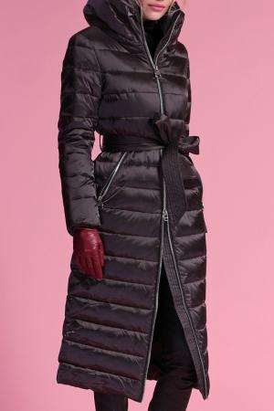 Пальто Naumi. Цвет: графитовый