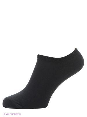 Носки, 3 пары CHAMPION. Цвет: черный