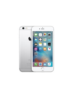 Смартфон APPLE iPhone 6s Plus MKUE2RU/A 128Gb, серебристый. Цвет: серебристый