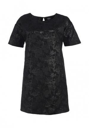 Платье Zalora. Цвет: черный