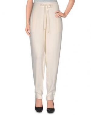 Повседневные брюки SASS & BIDE. Цвет: слоновая кость
