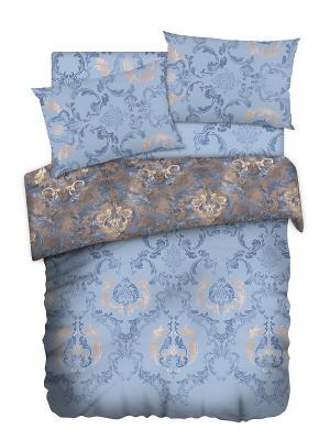 Постельное белье Romantic Collection. Цвет: синий