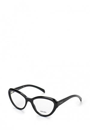 Оправа Prada. Цвет: черный