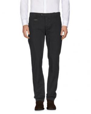 Повседневные брюки NOVEMB3R. Цвет: темно-зеленый