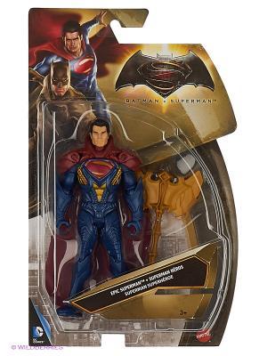 Фигурка персонажа фильма Бэтмен против Супермена BATMAN VS SUPERMAN. Цвет: серый, красный