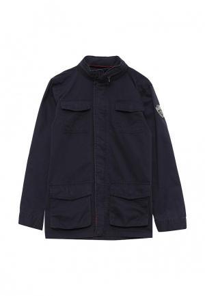 Куртка 3 Pommes. Цвет: синий
