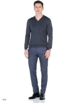 Пуловер Svevo. Цвет: темно-серый