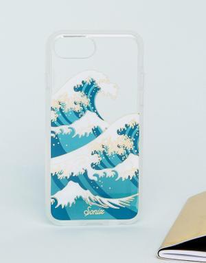 Sonix Противоударный чехол для iPhone 6/7/8 от Tokyo Wave. Цвет: мульти