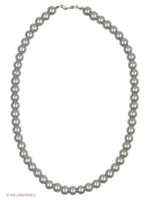 Ожерелье Амалия Castlelady. Цвет: серый