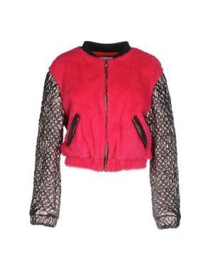Куртка LEITMOTIV. Цвет: фуксия
