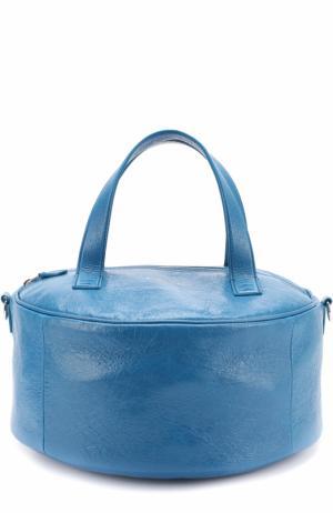 Сумка Air Hobo S Balenciaga. Цвет: синий