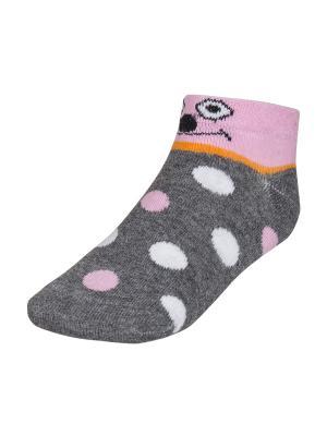 Носки BAYKAR. Цвет: серый
