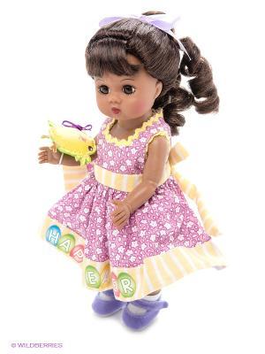 Кукла Пасхальная Madame Alexander. Цвет: коричневый, розовый, желтый