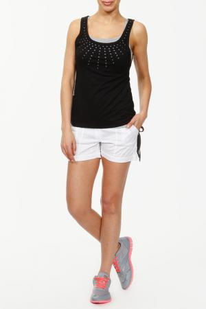 Комплект с шортами Relax Mode. Цвет: белый