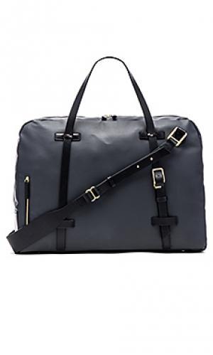 Дорожная сумка monroe Miansai. Цвет: уголь