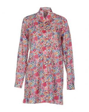 Короткое платье INGRAM. Цвет: фуксия