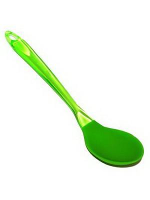 Колор ложка Vetta. Цвет: зеленый