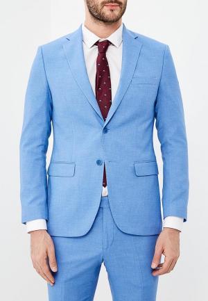 Пиджак GT Gualtiero. Цвет: голубой