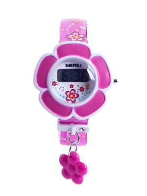 Часы SKMEI. Цвет: розовый