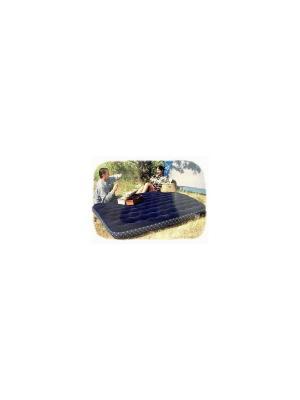 Надувной матрас -кров.дауни 152х203х22см Intex. Цвет: синий