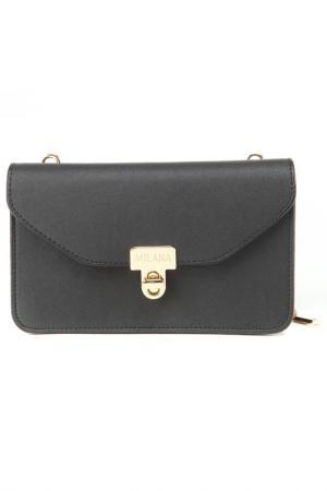 Клатч-кошелек Milana. Цвет: черный