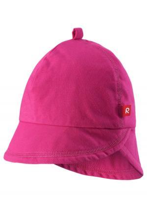 Kепка Reima. Цвет: розовый (розовый), синий (темно-синий)