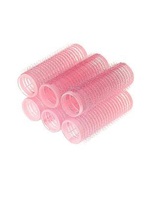 Бигуди (6 шт.) Migura. Цвет: розовый