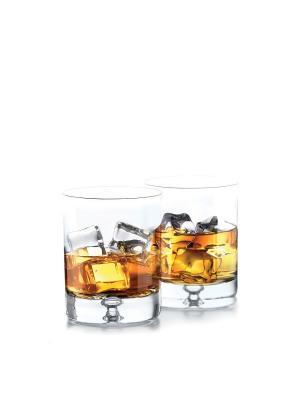Набор бокалов для виски Saga (6 шт.) Krosno. Цвет: прозрачный