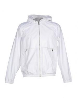 Куртка U CLOTHING. Цвет: белый