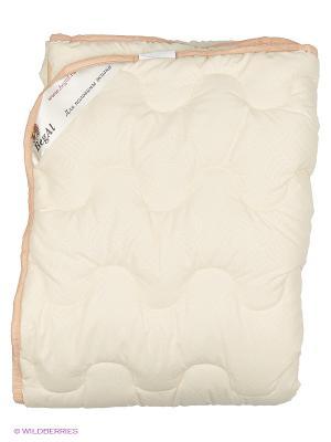 Одеяло 1,5сп. облегченное BegAl. Цвет: бежевый